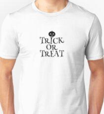 Pumpkin Trick or Treat  Unisex T-Shirt