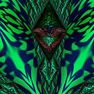 Green 3D 1000 by Hugh Fathers