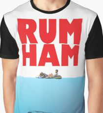 Rum Ham Graphic T-Shirt