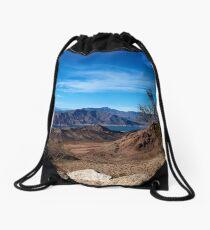Colorado River Drawstring Bag
