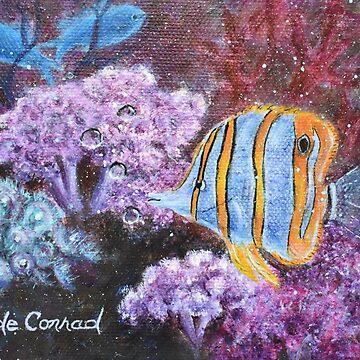 Coral Reef by ArtbyDedeConrad