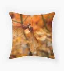 Flightless Bird I Throw Pillow