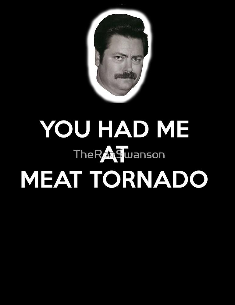 Fleisch Tornado von TheRonSwanson
