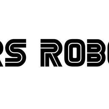 Mrs Robot #1 by juliatleao