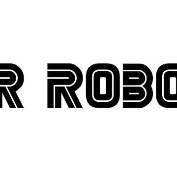 Mr Robot #1 by juliatleao