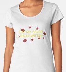 Eat My Salad, Halloween! Women's Premium T-Shirt