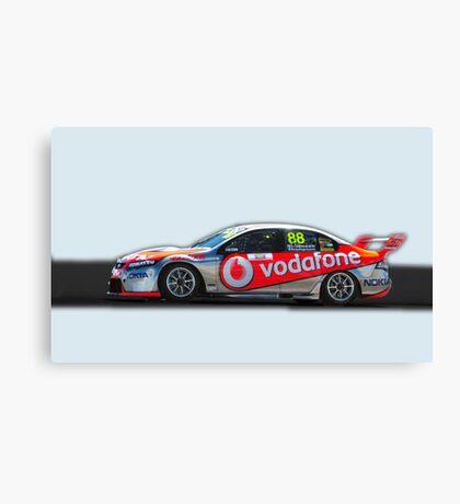 Vodafone Canvas Print
