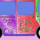 Party Van by FrankieCat
