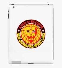 NJPW Logo iPad Case/Skin