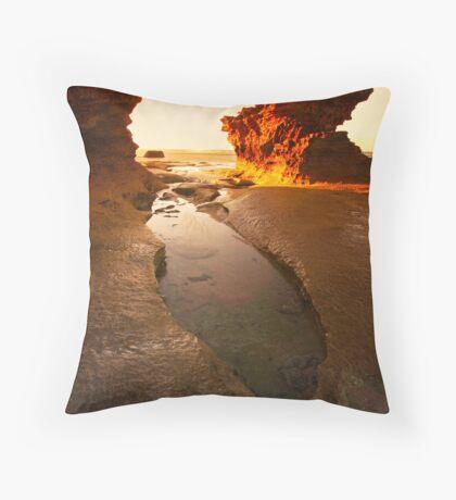 The Passageway to The Sun Throw Pillow