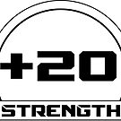 + 20 Strength by nick94