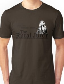 The Rural Juror Unisex T-Shirt