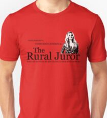 The Rural Juror Unisex T-Shirt