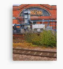 Industrial Leicestershire 09 Canvas Print