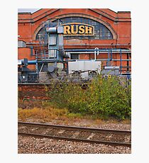 Industrial Leicestershire 09 Photographic Print