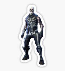Skull Trooper (Fortnite) Sticker