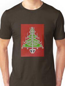 Celtic Christmas Tree Tee Unisex T-Shirt