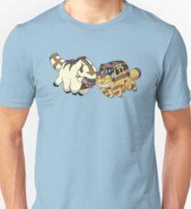 Appa und Catbus Slim Fit T-Shirt