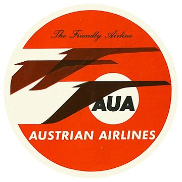 Austrian Airlines by Bloxworth