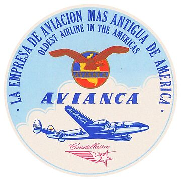 Avianca Airlines by Bloxworth