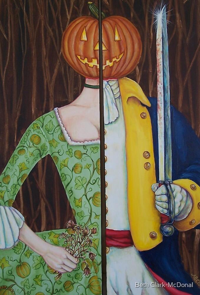 Sleepy Hollow Wedding by Beth Clark-McDonal