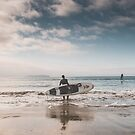 West coast surf by orourke