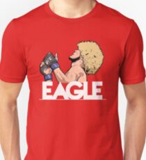 khabib Nurmagomedov The Eagle Russian Ufc Fighter Unisex T-Shirt