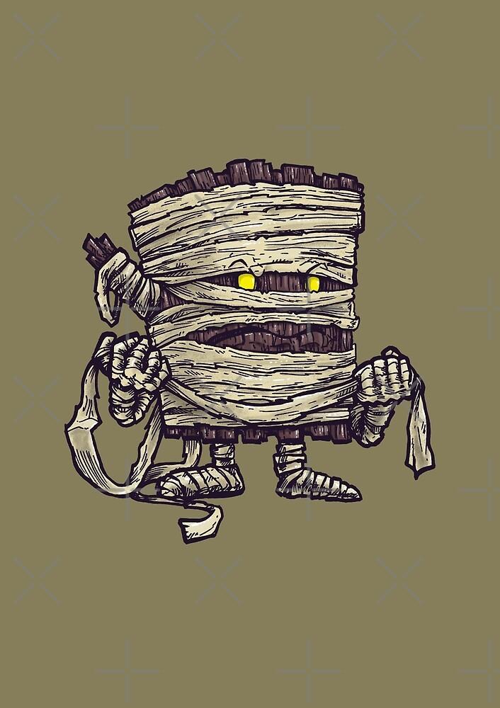 The Mummy Log by nickv47