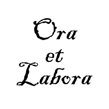 Ora et Labora by fionawb