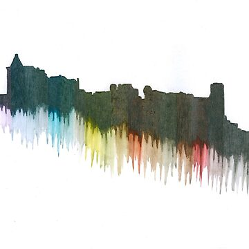 St Andrews Castle by doodles