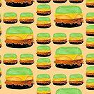 Aromantic Burger #2 by aidadaism