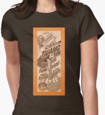Miss Heather's Twang-a-Rama Women's Fitted T-Shirt