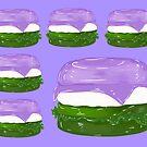 Gender Queer Burger #2 by aidadaism