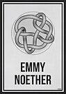 «EMMY NOETHER - Mujeres en la ciencia» de Hydrogene