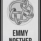 EMMY NOETHER - Women In Science by Hydrogene