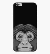 Primates - Siamang Gibbon Face iPhone Case