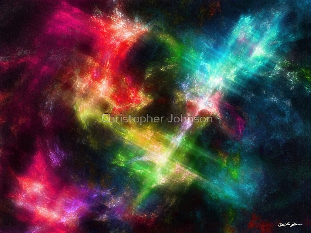 Colors 3 by Christopher Johnson