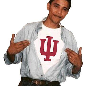 Obama Indiana by hcohen2000