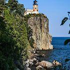 Split Rock Lighthouse #4 by Rachael Martin