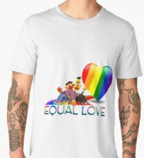 Equal Love Men's Premium T-Shirt