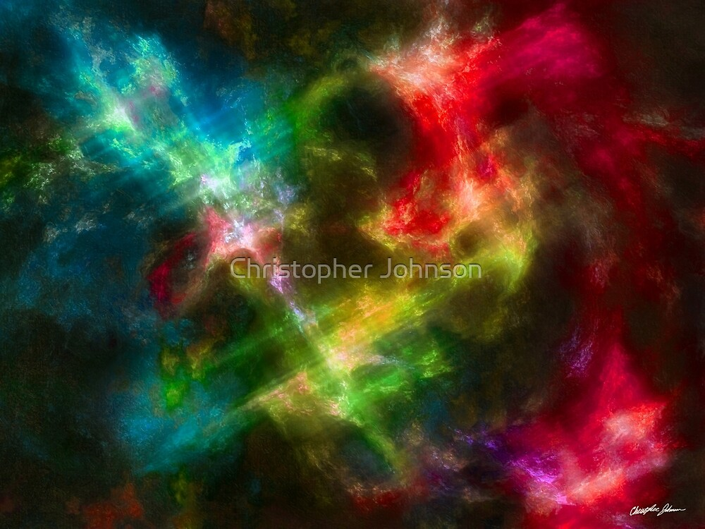 Colors 5 by Christopher Johnson