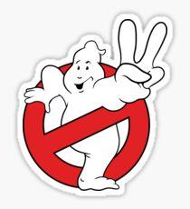 Ghostbusters II logo Sticker