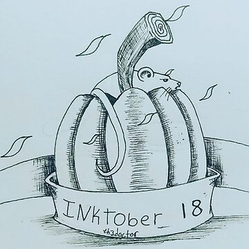 Inktober 7 by th3doctor