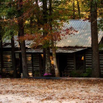 Cozy Cabin by sherryk