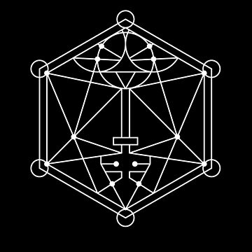 The Key Sacred Geometry by highparkoutlet