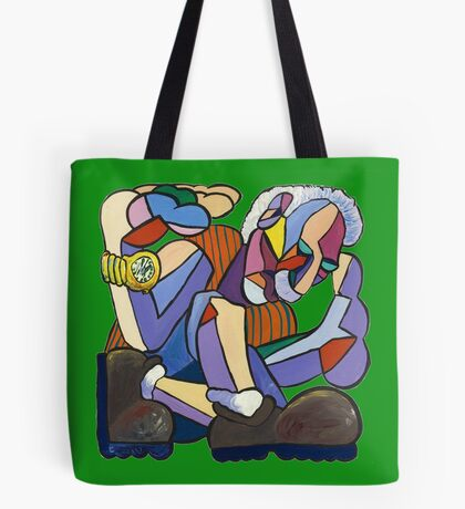 Alter Atlas Tote Bag