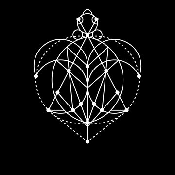 The Turtle Sacred Geometry by highparkoutlet