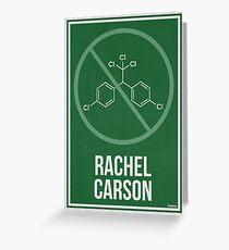 RACHEL CARSON - Women in Science Greeting Card