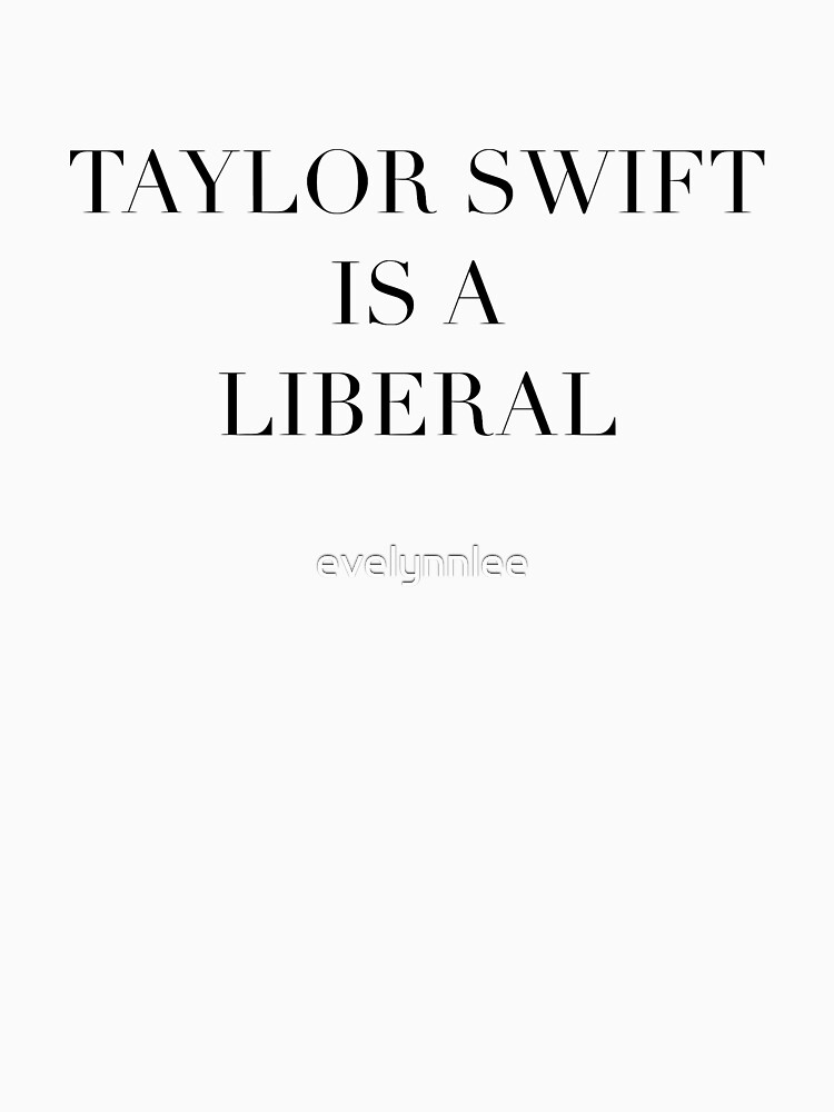 Tayliberal by evelynnlee