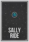 «SALLY RIDE- Mujeres en la ciencia» de Hydrogene
